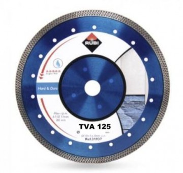 Rubi Diamantblad TVA Superpro 125x22,2mm turbo